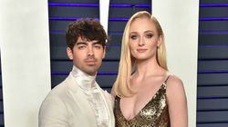 Sophie Turner And Joe Jonas Share First Beaming Photo From Their