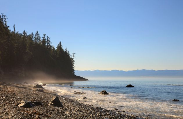 Mystic Beach is seen here on Vancouver Island near Sooke, B.C., in an undated photo. A new report says...