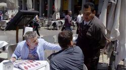 Un restaurante de la Plaza Mayor de Madrid se niega a dar de comer a Alberto