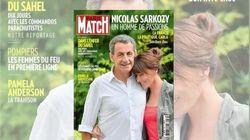 Nicolas Sarkozy plus grand que Carla Bruni?