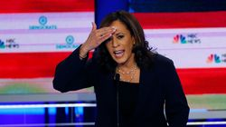 Harris Backs Away From Busing As A Federal Mandate After Biden