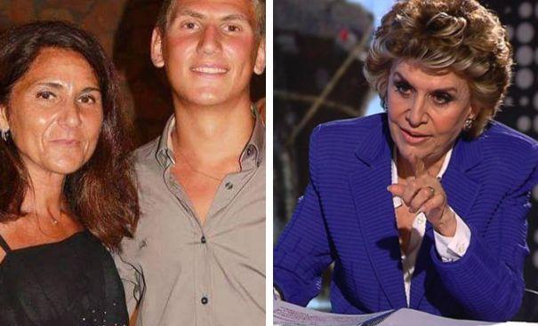 Marina Conte, madre di Marco Vannini: