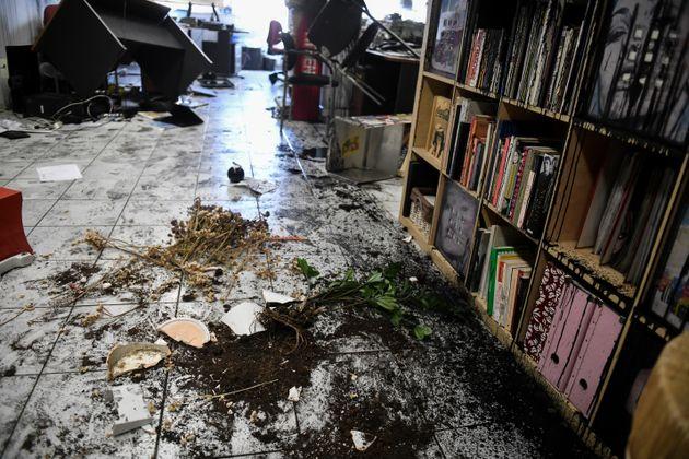 Ρουβίκωνας: Από τα «τρικάκια» στην ωμή βία και τώρα σε ρόλο λογοκριτή κατά της Athens