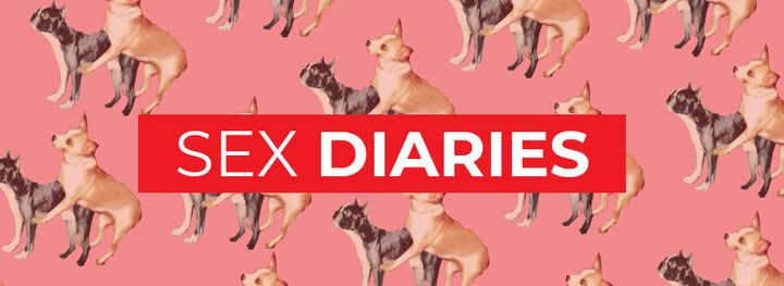Sex Diaries - cover