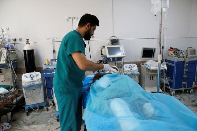 Libye: Six Marocains blessés dans le raid aérien contre un centre de détention de