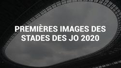 Découvrez les premières images des stades des JO-2020 de