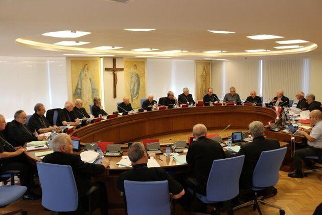 Los obispos de la
