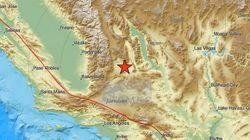 Σεισμός 6,4 Ρίχτερ στην Καλιφόρνια των