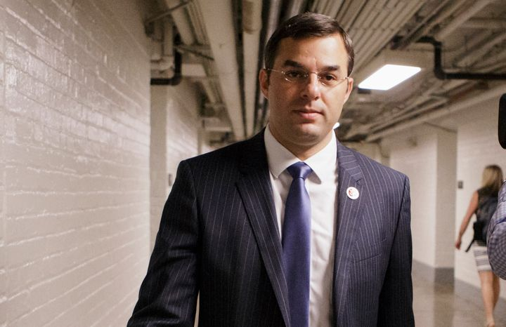 Rep. Justin Amash (R-Mich.)