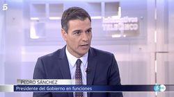 Pedro Sánchez se abre a estudiar las propuestas de Podemos sobre