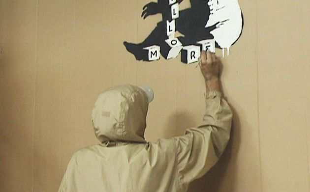 Rare 'Banksy' Interview Discovered In ITV