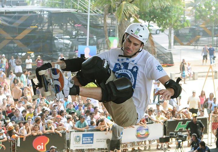 Skate tem quase 60 anos de história no mundo.
