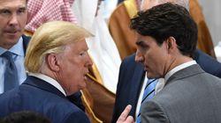 Trump a parlé des Canadiens détenus en Chine, confirme