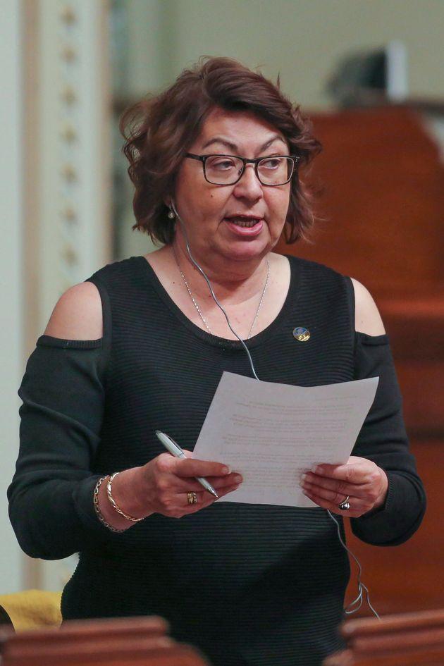 Claire Samson, députée pour la Coalition avenir