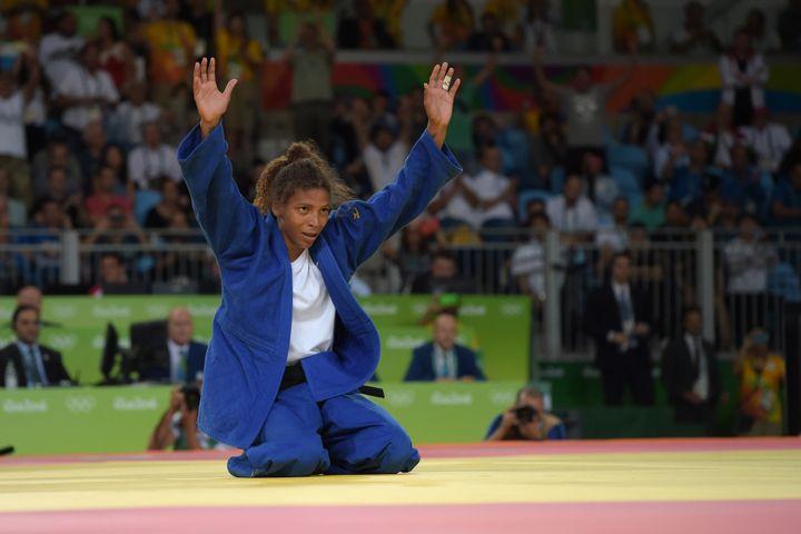 Rafaela Silva foi a primeira judoca brasileira a ser campeã olímpica e mundial.