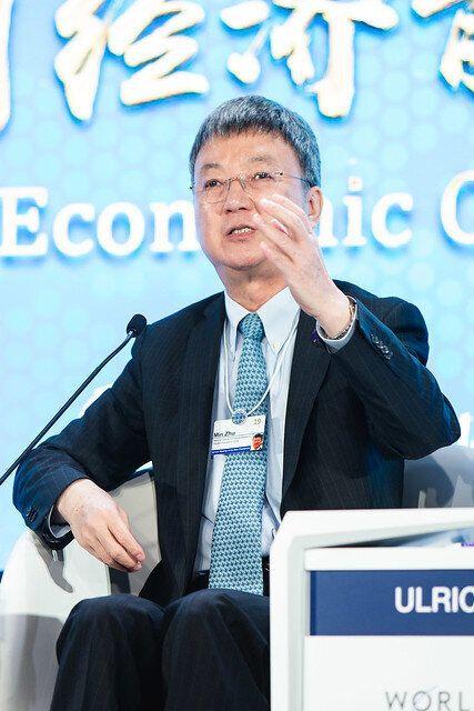 中国国家金融研究院の朱民(じゅー・みん)院長