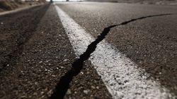Βίντεο: Η στιγμή του ισχυρού σεισμού στην