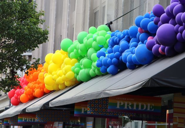 The announcement comes during Pride, an annual celebration of the LGBTQ