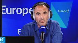 Nikos Aliagas fait ses adieux à Europe 1 avec beaucoup