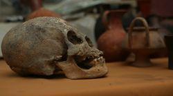Ανακαλύφθηκαν επιμηκυμένα κρανία ηλικίας μέχρι και 12.000