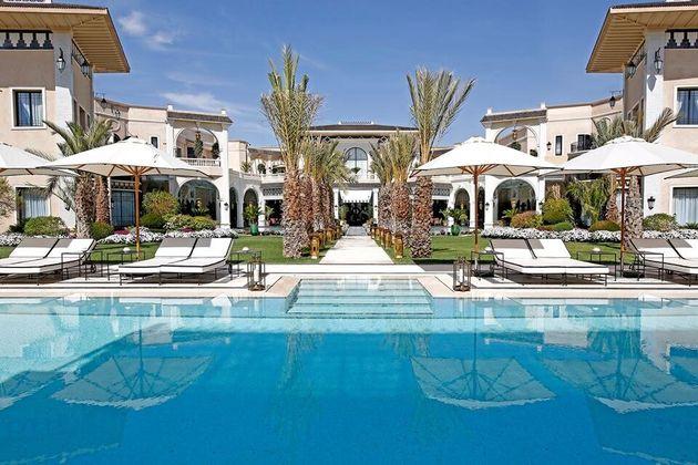 Hôtels: 5 secrets bien gardés à Marrakech et sa