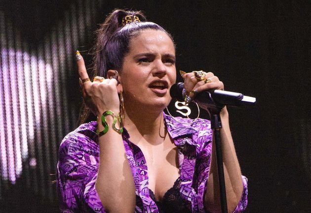 La última canción de Rosalía, en el centro de las críticas por un 'fallo' en la