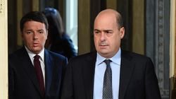 Renzi accusa il Pd sui migranti. Zingaretti lo punge: