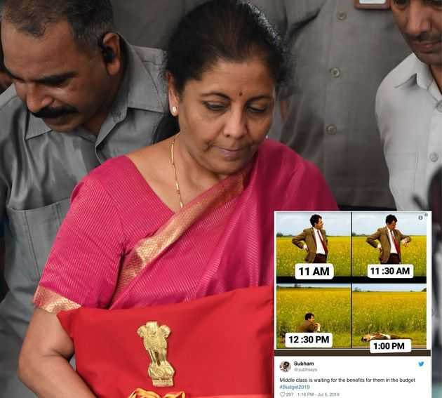 With No Change In Tax Slabs, Twitter Isn't Happy With Nirmala Sitharaman's