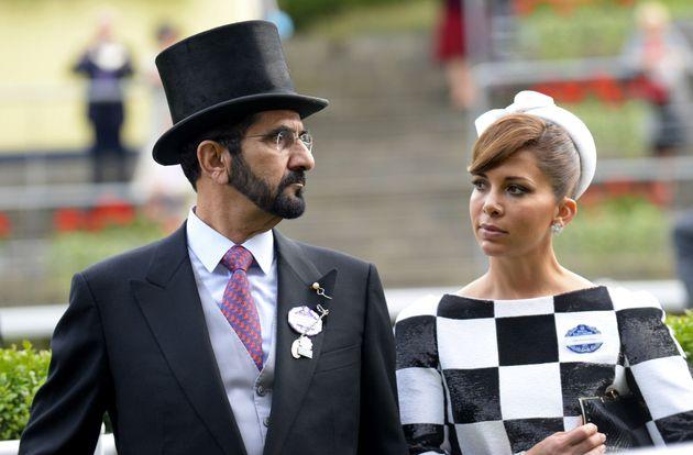 Dubai Ruler's Wife Princess Haya Fled To UK After Becoming