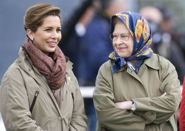 Dubai Ruler's Wife Princess Haya Fled To UK After Becoming 'Too