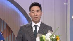 도경완 아나운서가 '2TV 생생정보' 하차 결심한