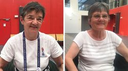 50 Years After First Playing, Women's Soccer Pioneers Volunteer At The World
