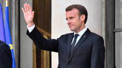 Finalement, Macron maintient la salle de presse dans