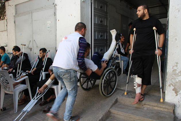 Gaza, appello alla comunità medica per restare dalla parte della
