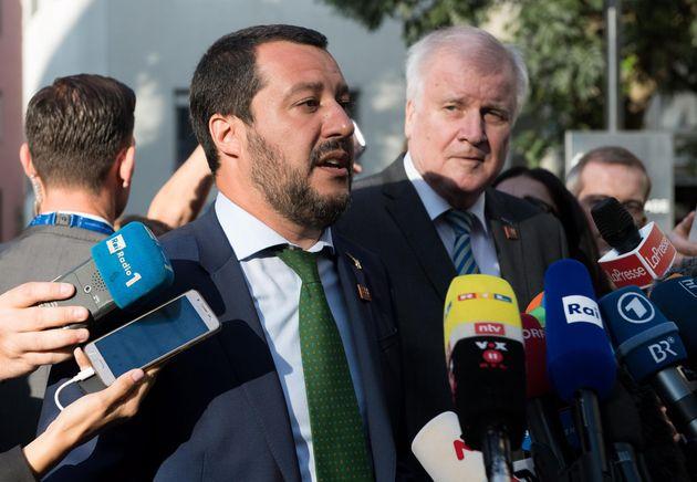 Salvini solleva il caso