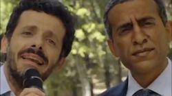 Διαφήμιση αεροπορικής εταιρείας με πρωταγωνιστή έναν «λευκό Ομπάμα» δεν πήγε τόσο καλά όσο