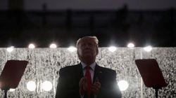 Trump bombardé de tweets après son discours du Jour de