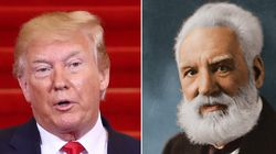 Why Did Trump Say Alexander Graham Bell Was