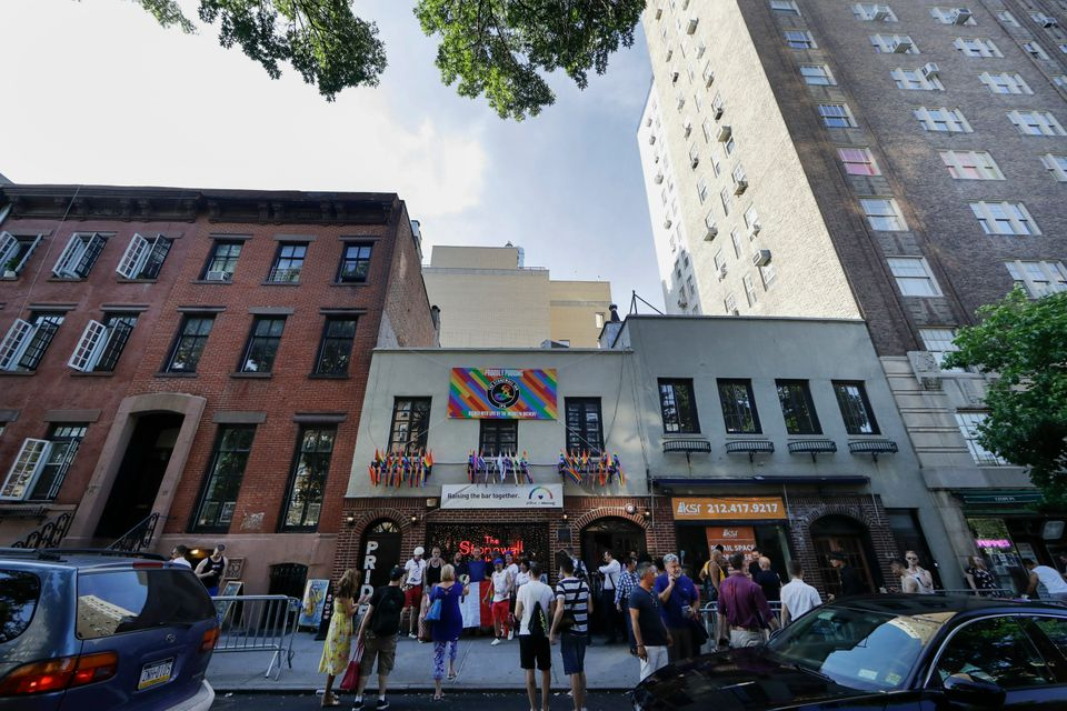 The original Stonewall Inn in New York City didn't survive the 1969 police raid and riots, but the current...