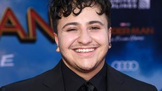 "HOLLYWOOD, CALIFORNIA - JUNE 26:Zach Barack attends the Premiere Of Sony Pictures' ""Spider-Man Far From Home"" at TCL Chinese Theatre on June 26, 2019 in Hollywood, California. (Photo by Frazer Harrison/Getty Images)"