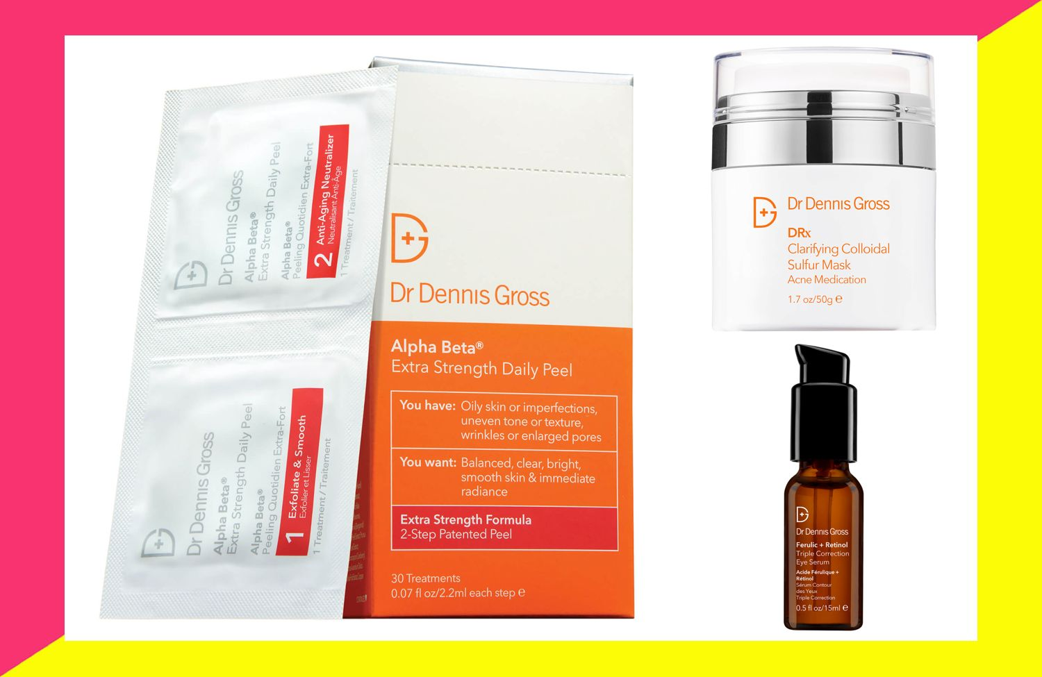 dr dennis gross products