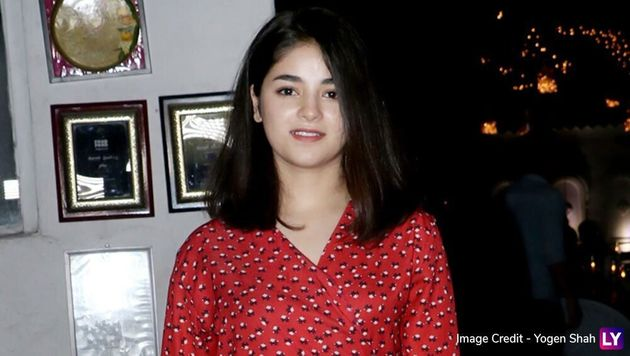 Bollywood actress Zaira Wasim put out an extensive statement this week announcing she was quitting the
