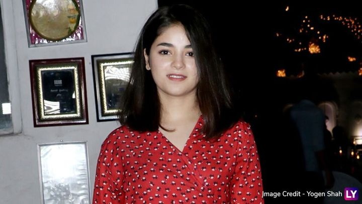 Bollywood actress Zaira Wasim put out an extensive statement this week announcing she was quitting the industry.