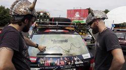 Mongol Rally, una intrépida aventura con fines