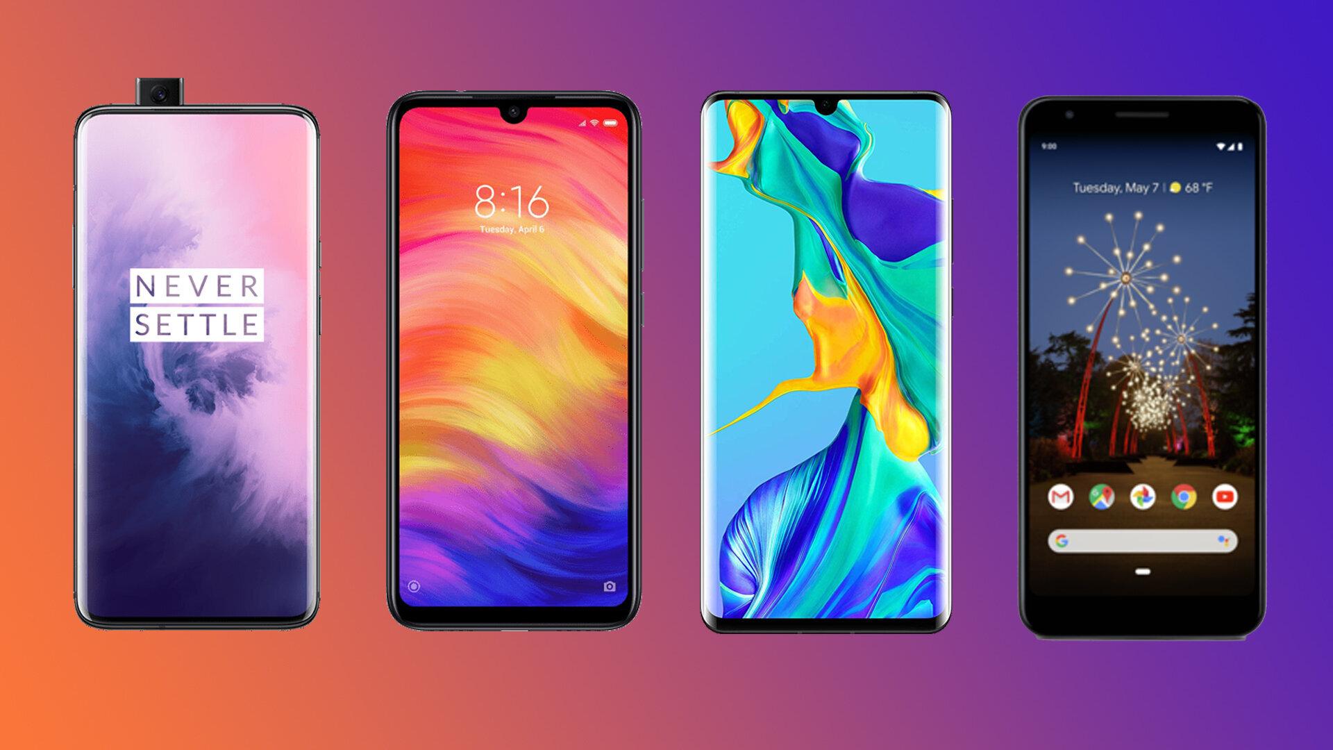 smartphone 2019 moins de 200 euros