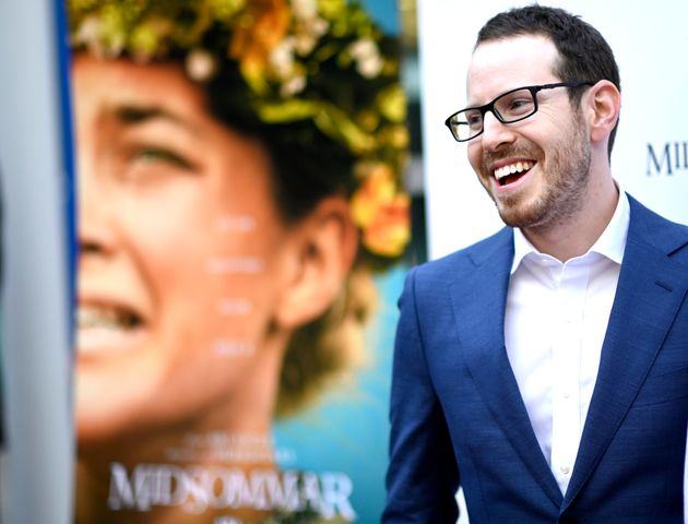 Ari Aster at the Los Angeles premiere of