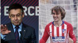 El Atlético de Madrid estalla contra Griezmann y el Barça: