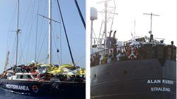 Due navi in cerca di porto. Sfida a Salvini dalla Sea-Eye: