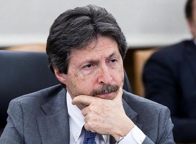 Il procuratore Fuzio indagato a Perugia per rivelazione di segreto