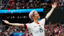 The Women's World Cup Was Always Going To Be Megan Rapinoe's